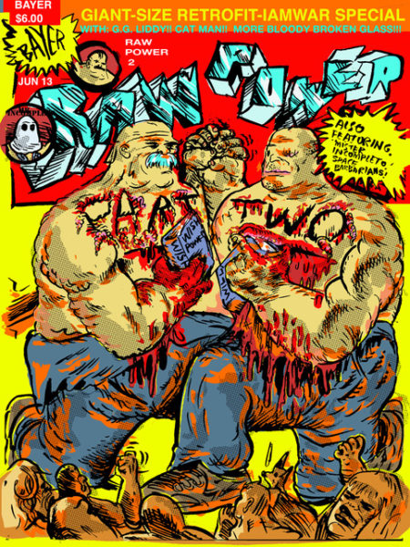 Raw Power Issue 2