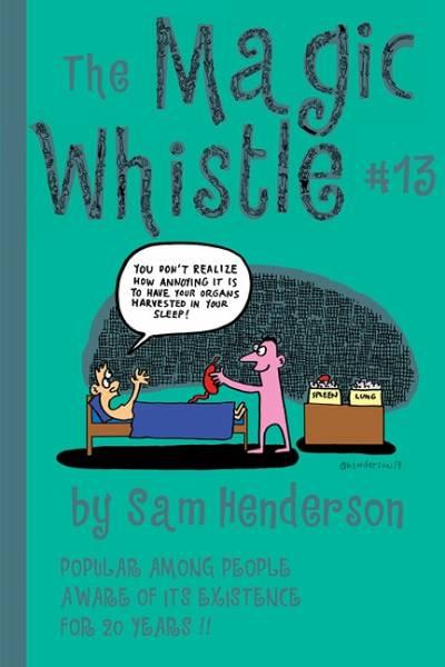Magic Whistle 13