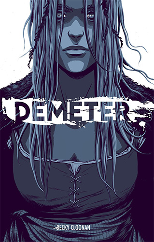 Becky Cloonan Solo Comics Now in The Shop