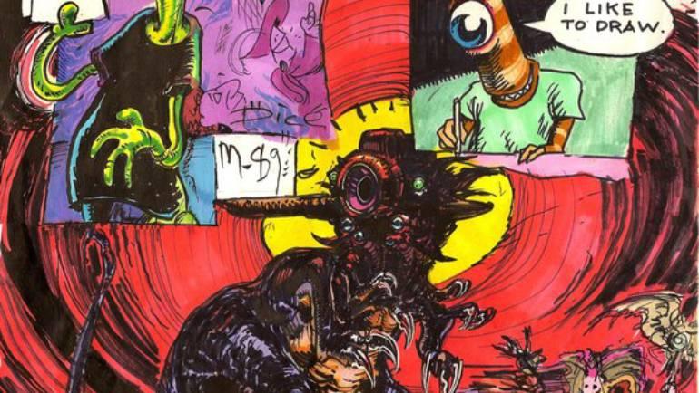 SVA Comic Jams no. 1