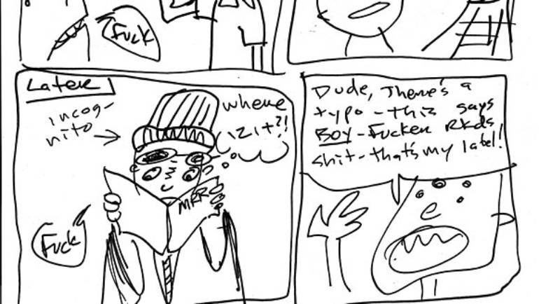 The Stupid Pages 29: Johnny Flatline