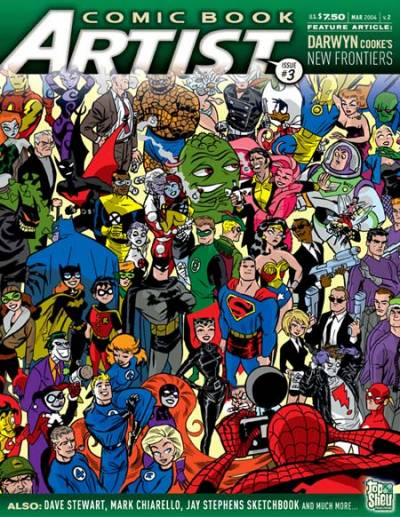 comic book artist 3