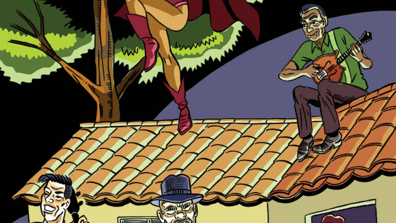 Indie Comics Day – Two New From Alternative