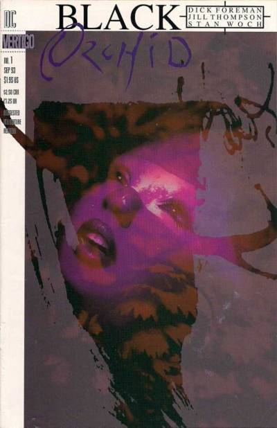 Black Orchid (1993 2nd Series)
