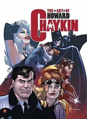 Art of Howard Chaykin Cover