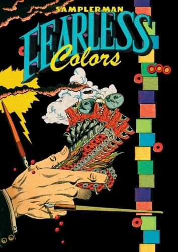 Fearless Colors (kus! mono #5) | Wow Cool