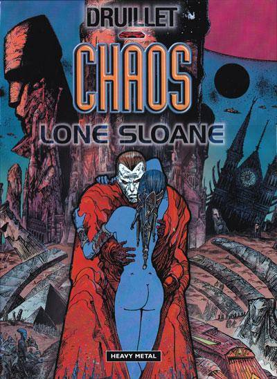 Lone Sloane Chaos