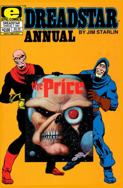 Dreadstar Annual