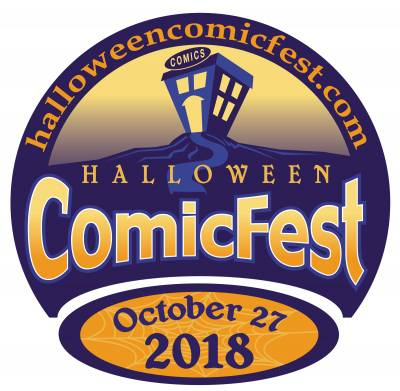Trick-or-Treat Comics 2018