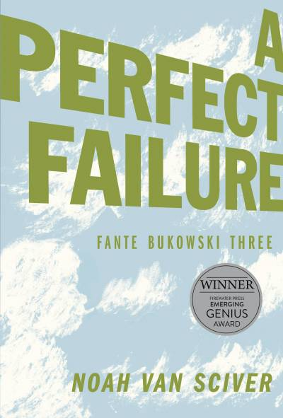 Image result for A Perfect Failure: Fanta Bukowski 3 cover