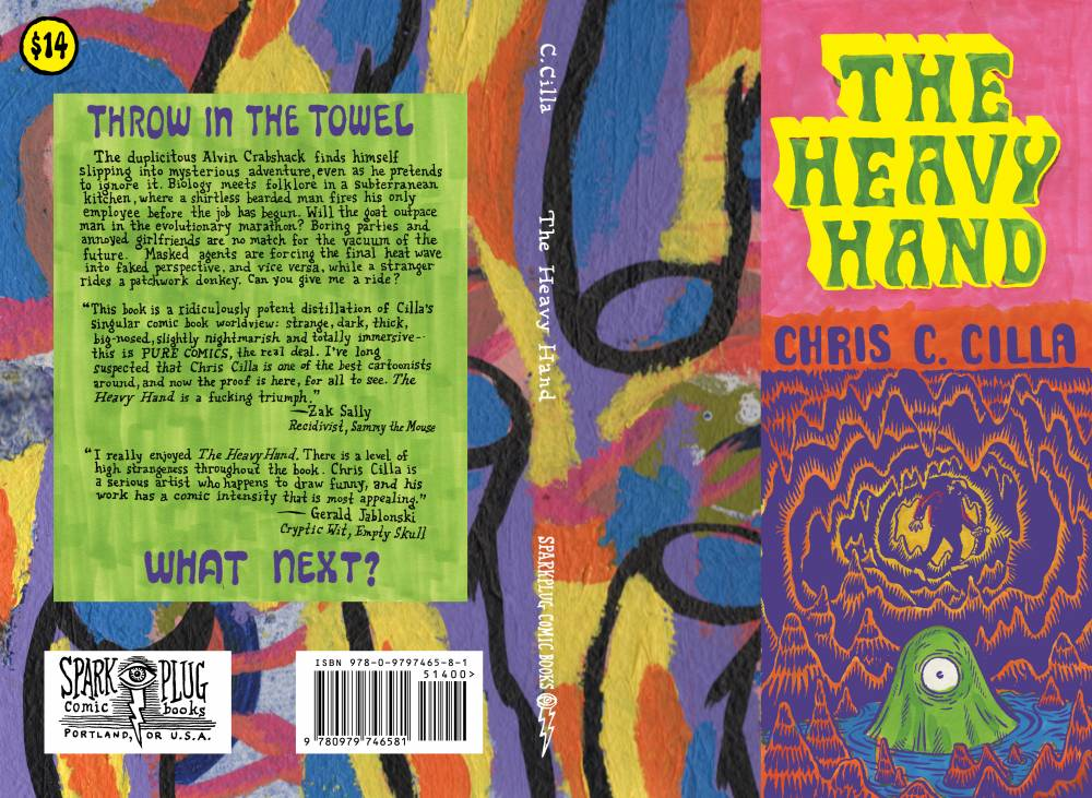 Chris Cilla's The Heavy Hand – Review