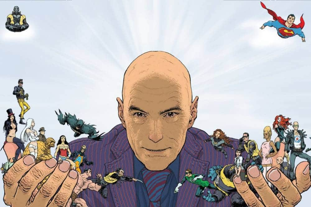 Happy Birthday Grant Morrison!