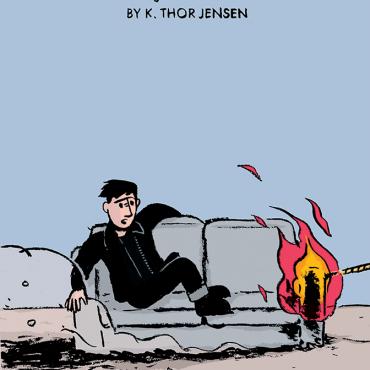 K. Thor Jensen's Red Eye, Black Eye – Review