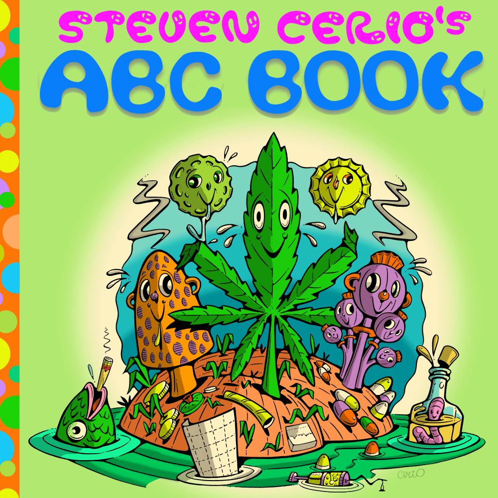 Steven Cerio's ABC Book – A Drug Primer