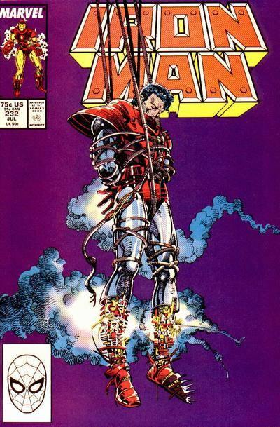 Iron Man 232