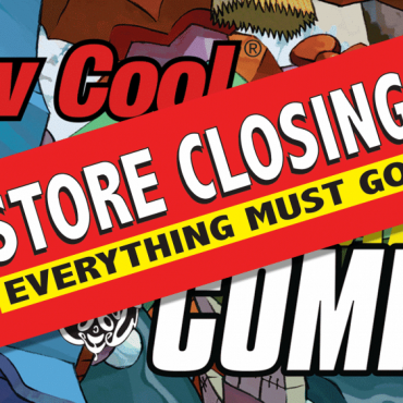 Wow Cool Cupertino Store Closing Sale