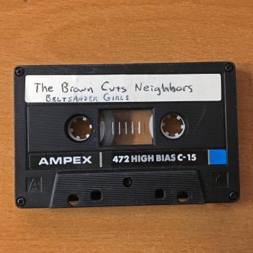 Brown Cuts Neighbors Beltsander Girls EP Re-Released