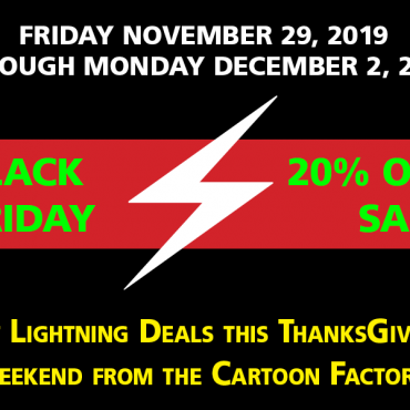 2019 Black Friday Sale November 29 — December 2