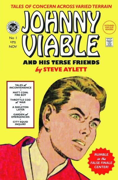 Johnny Viable Cover Art
