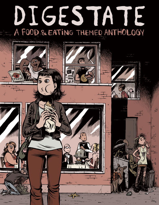 Digestate: A Food and Eating Themed Anthology