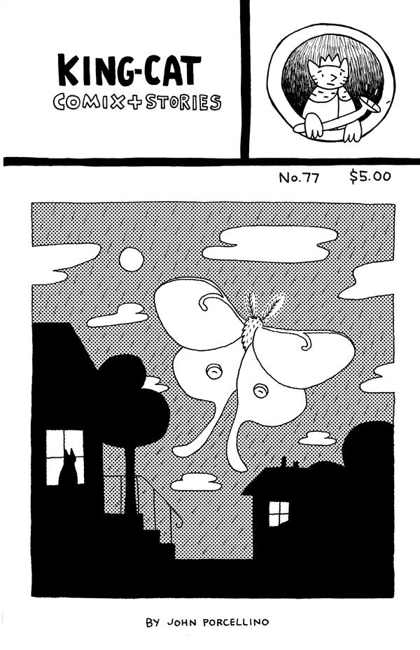 King-Cat Comics & Stories 77