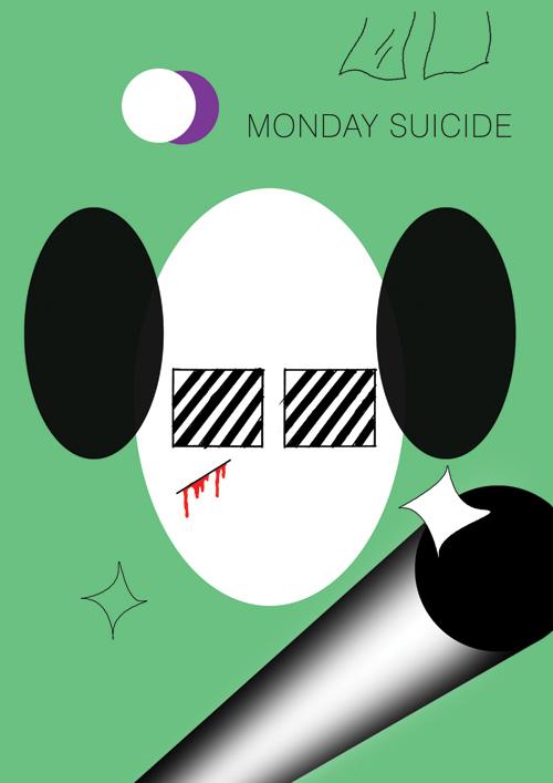 Monday Suicide