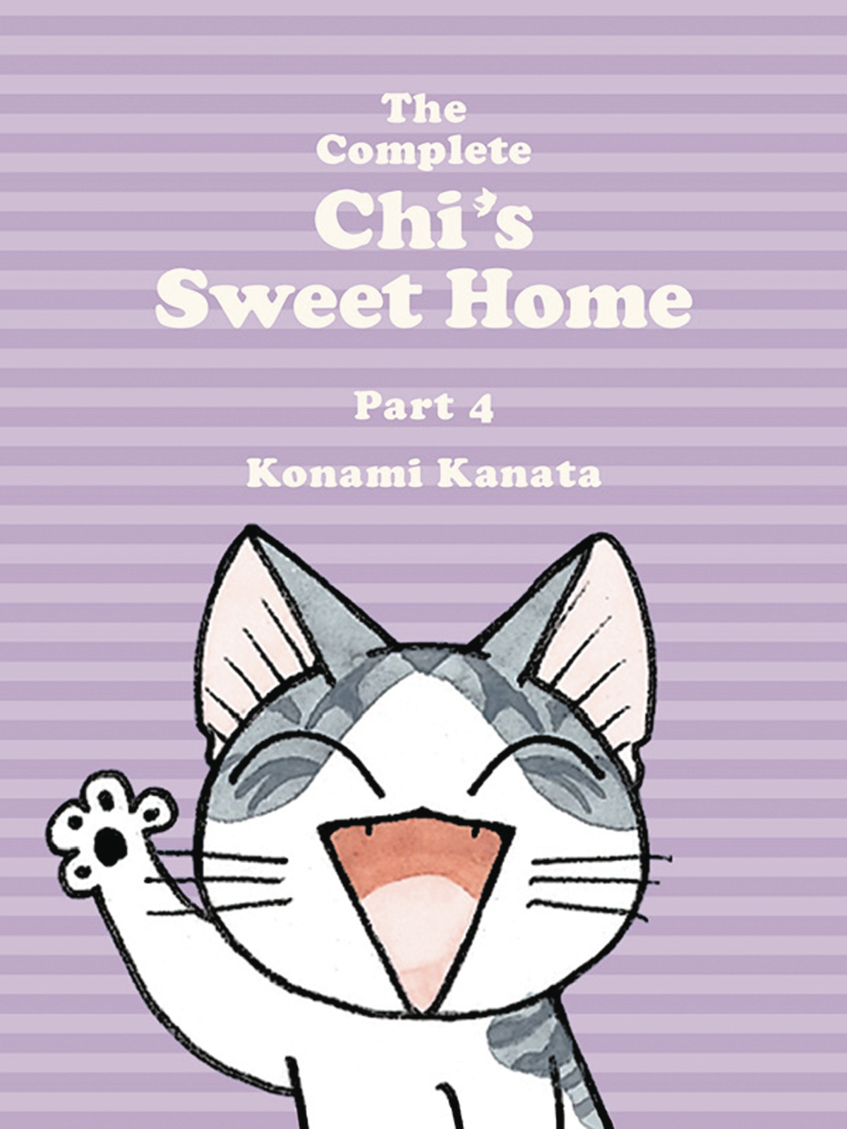 Complete Chi's Sweet Home Vol. 4