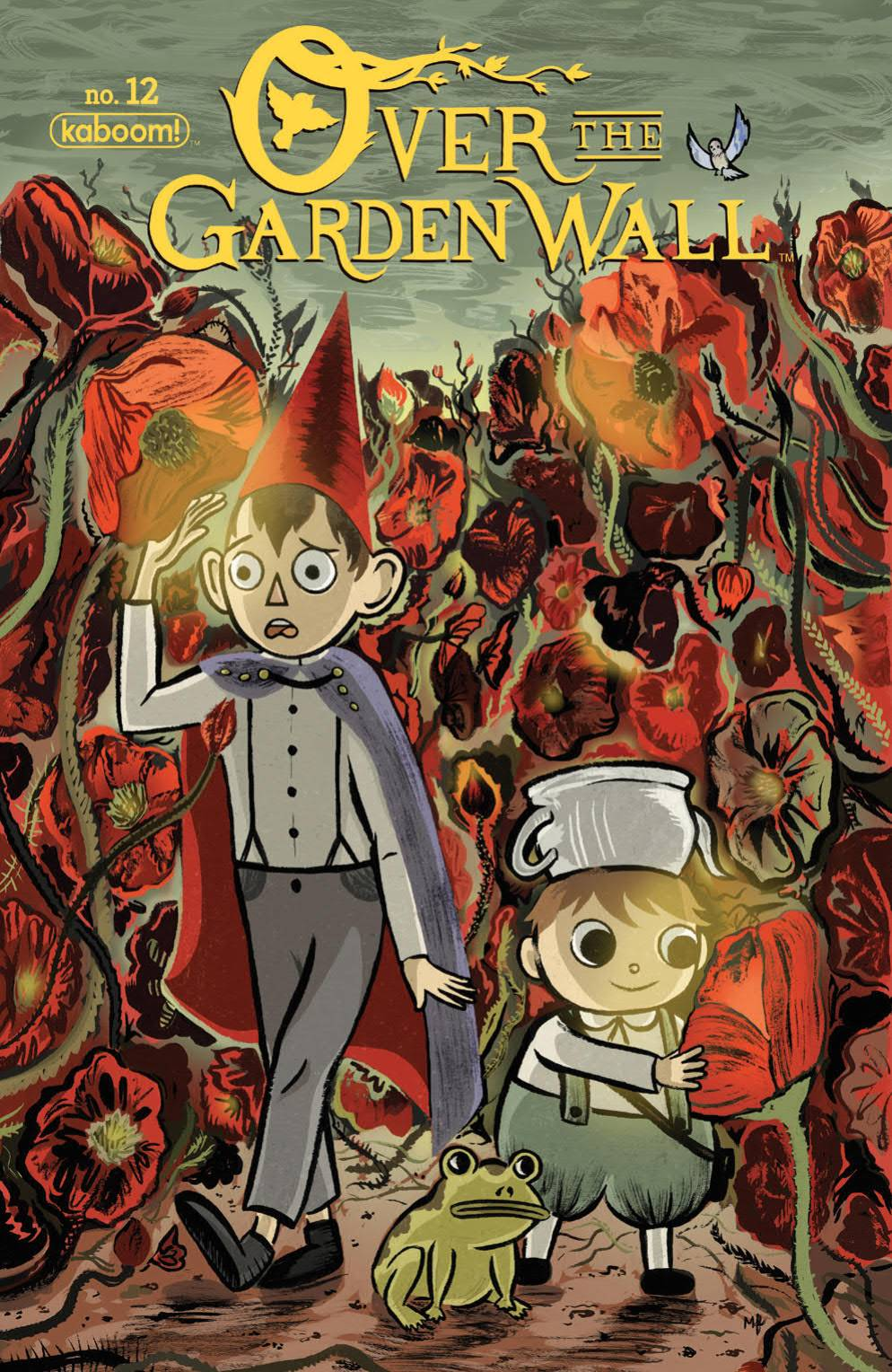 Over the Garden Wall #12