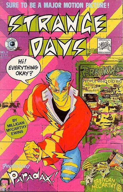 Classic Comic Covers - Page 3 StrangeDays3