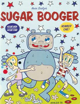 Sugar Booger Minicomic