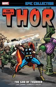 Thor Epic Collection Volume 1 - God of Thunder