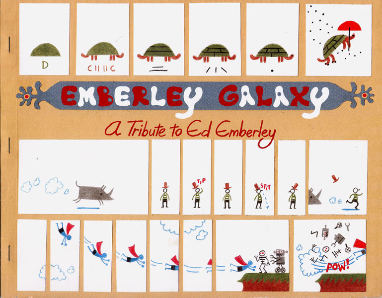 Emberley Galaxy: A Tribute to Ed Emberley