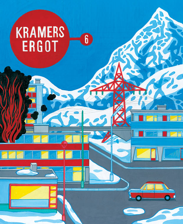 Kramers Ergot #6