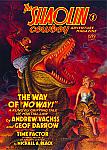 Shaolin Cowboy Adventure Magazine