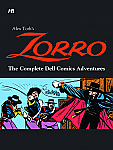 Zorro The Complete Dell Comics Adventures