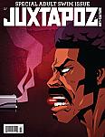 Juxtapoz Magazine #138 - July 2012 - Special Adult Swim Issue