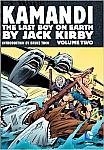 Kamandi Last Boy On Earth Omnibus Volume 02