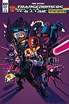 Transformers vs. G.I. Joe the Movie Official Comic Adaptation Variant