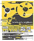 Brown Cuts Neighbors fig. 2 Softball Shirt