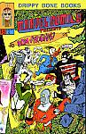 Marvel Comics Present #6: ROM and Friends