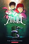 Amulet Volume 1 Stonekeeper