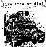 Live Free or Die CD