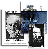 Notes from the Lighthouse zine 6-8