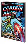 Captain America Epic Collection: The Coming of....The Falcon