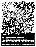 MAXIMUM ROCKNROLL #332 - January 2011 - Punk Comics Issue!
