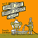 Double Fine Action Comics Volume 02
