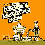 Double Fine Action Comics Volume 02