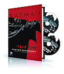 Batman Year One Book and DVD Blu-Ray Set