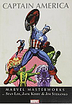 Captain America Marvel Masterworks Volume 3