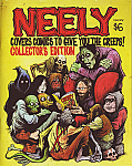 Neely Covers Comics to Give You the Creeps